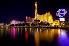 REFLECTIONS OF PARIS LAS VEGAS, NV 2013  © 2015 Brad Mitchell Photography
