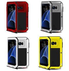 66237fed6bf Funda Love Mei Samsung S7 Edge resistente metal aluminio Curve Powerfull: Fundas  para moviles Samsung - Tienda online YOUGAMETRONICA