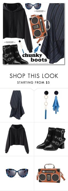 """Untitled #3395"" by svijetlana ❤ liked on Polyvore featuring Acne Studios"