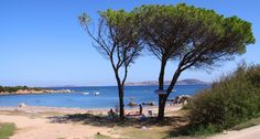 Conca Verde beach
