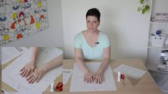 Mamas video: Jak na střih v PDF Sewing Hacks, Sewing Crafts, Fabric Stamping, Textiles, Diy And Crafts, Quilts, David, Handmade, Inspiration