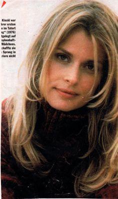 Nastassja Kinski, Icons, Stars, Beauty, Beautiful Actresses, Symbols, Sterne, Beauty Illustration, Ikon