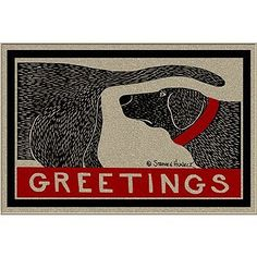Greetings Dog Sniffing Welcome Doormat Humorous by CloseoutZone, http://www.amazon.com/dp/B003AU283O/ref=cm_sw_r_pi_dp_nhcPqb1CD5DXG