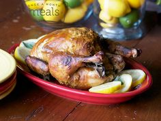 Seaton Sunday Roast Chicken | Once A Month Meals | Freezer Cooking | OAMC