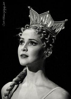 Alina Somova, Mariinsky Theatre. Photography by Sasha Gouliaev.
