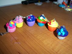 My Little Pony Friendship is Magic inspired Cupcake by Kurimame