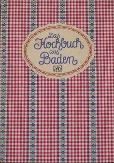 Das Kochbuch aus Baden