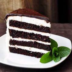 Midnight Mint Cake