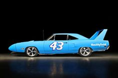 Petty's Superbird Is The Ultimate Muscle Car & You Can Win It! Plymouth Muscle Cars, Dodge Muscle Cars, Dodge Charger Daytona, Dodge Daytona, Used Car Lots, Plymouth Superbird, Nascar Cars, Dream Car Garage, Drag Cars