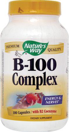 Nature S Way Stress B Complex