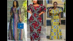 2020 BEAUTIFUL AFRICAN PRINT DRESSES: 45+ MOST IMPECCABLE AND FLAWLESS #... Short Ankara Dresses, African Print Dresses, African Fashion Dresses, Ankara Styles, Beauty, Beautiful