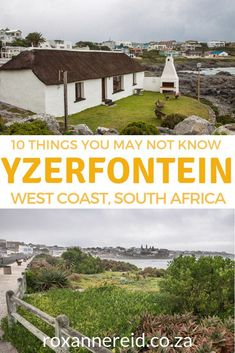 How well do you know Yserfontein on South Africa's West Coast? Find out about its spring flowers, lime kilns, beaches, urban conservancy, Yzerfontein accommodation and more. West Africa, South Africa, All About Africa, Slow Travel, Travel Tips, West Coast Road Trip, Colorado Hiking, Mediterranean Garden, North Cascades
