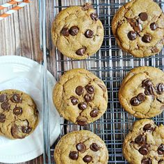 Browned Butter Pumpkin Pudding Cookies Recipe - ZipList