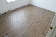 Tips for Achieving Realistic Faux Wood Tile- Nordic brown from the tile shop