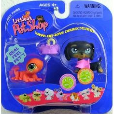 Littlest Pet Shop Pet Pairs Figures Daschund & Gecko Lps Littlest Pet Shop, Little Pet Shop Toys, Little Pets, Accessoires Lps, Toys For Girls, Kids Toys, Lps Sets, Lps For Sale, Custom Lps