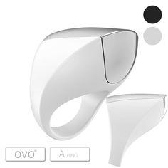 OVO A1 ANILLO PARA EL PENE  Es un anillo vibrador para el pene OVO A1, suave y sedoso material de silicona 100% respetable. Ofrece 7 programas de vibración suministrados por batería de litio recargable USB. ¡Dísfrutalo en pareja! https://arcaerotica.com/accesorios-pene/15655-anillo-para-pene-vibrador-ovo-a1-recargable-usb.html