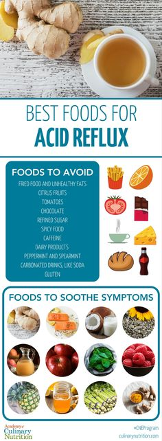 Heartburn giving you trouble? Try these 12 best foods for acid reflux to soothe your symptoms and avoid them coming back! What Causes Acid Reflux, Acid Reflux Relief, Stop Acid Reflux, Acid Reflux Remedies, Reflux Symptoms, Gerd Symptoms, Acidity Remedies, Foods To Avoid, Foods To Eat