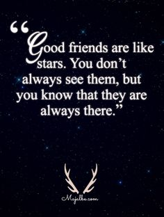Star Friends Love Quotes