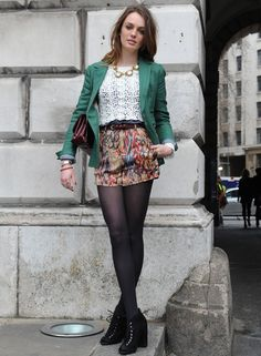 Londres - 2012  Via: www.usefashion.com