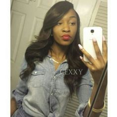 @thereal.beaauty Rocking Indian Straight! Length In 16 18 18 Styled To Body Wave More Sexy with Cexxy!  #virginhair #cexxy #humanhairweave  #indianhair #straighthair #cexxyhair  #hairextension #indianvirginhair