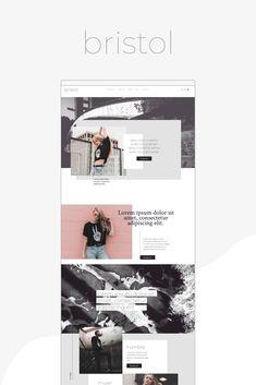 Shop Layout, Layout Design, Web Design, Bristol, Online Photo Gallery, Branding, Website Template, Photo Galleries, Templates