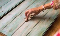 Decapado para madera: 3 técnicas decorativas para pintar muebles