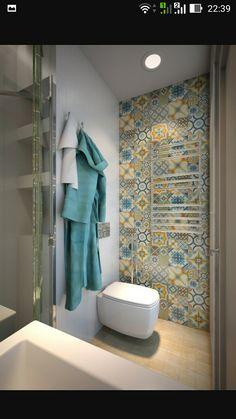 58 Ideas Bathroom Modern Loft Layout For 2019 Bathroom Floor Tiles, Bathroom Toilets, Bathroom Layout, Bathroom Sets, Bathroom Interior, Modern Bathroom, Small Bathroom, Wall Tile, Bathroom Exhaust Fan
