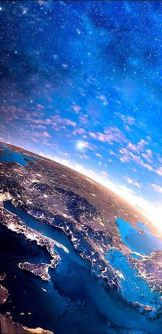 Wallpaper Iphone Space Italien Wallpaper World is part of Earth from space - Italien Italien Wallpaper Earth, Planets Wallpaper, Wallpaper Space, Galaxy Wallpaper, Nature Wallpaper, Wallpaper Backgrounds, Iphone Backgrounds, Iphone Wallpapers, Wallpaper Samsung