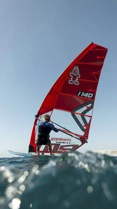 Find out all of the information about the Severne Sails product: race windsurf sail MACH 4. Contact a supplier or the parent company directly to get a quote or to find out a price or your closest point of sale. Sailing Catamaran, Parent Company, How To Find Out, Racing, Quote, Running, Quotation, Auto Racing, Qoutes