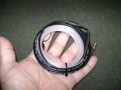 2 meter QRP/Backpack antenna!! YOU CHOOSE CONNECTOR FOR YOUR RADIO!!  HIGH GAIN!