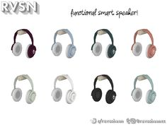 RAVASHEEN's Peg To Differ - Smart Headphones Sims 4 Clutter, Sims 4 Cc Furniture, Sims 4 Game, Sims Resource, Sims Mods, Beautiful Little Girls, The Sims4, Sims 4 Custom Content, Electronic Art