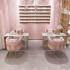 Interior Design Philippines, Interior Design Dubai, Interior Design Pictures, Interior Design Software, Interior Design Magazine, Beauty Room Salon, Beauty Room Decor, Beauty Salon Interior, Nail Salon Design