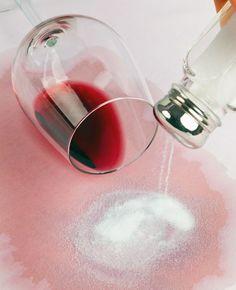 Zo verwijder je wijnvlekken   Flairathome.nl #FlairNL