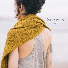 Shawls 2017 / Quince and Co