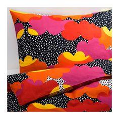 Duvet cover and pillowcase(s), TOFSVIVA