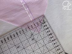 DIY - le petit sac ultra facile qui sert à tout [tuto] - Pikebou Sewing Online, Pattern, Safari, Tote Bag, 3d, Patterns, Easy Bag, Everything, Easy Crochet