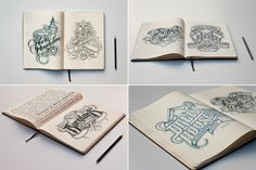 Sketch Book Mockups by Andre28 on Creative Market