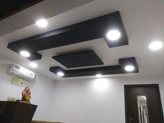 3 Incredible Cool Tips: False Ceiling Living Room Small false ceiling design hotel. House Ceiling Design, Ceiling Design Living Room, Bedroom False Ceiling Design, Living Room Designs, Fall Celling Design, Design Hotel, Hall Design, Restaurant Design, Living Room Fans