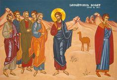 La hojita oriental de los domingos: Evangelio de Nuestro. Sr. Jesucristo según San Mat...