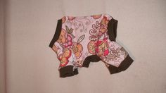 Xsmall light weight jammies by FlyingPigsInc on Etsy