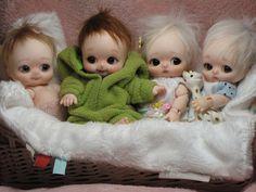 Baby Choos by ElfinHugs, via Flickr