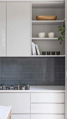 Kitchen Interior, New Kitchen, Office Kitchenette, Kirkland House, Kitchen Splashback Tiles, Hereford, Home And Deco, Modern Kitchen Design, My Living Room