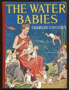 'The Water Babies' by Charles Kingsley, illus. Cora Paterson | eBay