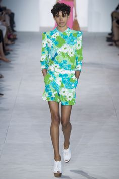 Michael Kors Collection Spring 2017 Ready-to-Wear Fashion Show - Dilone