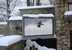 SunbriteTV all-weather indoor / outdoor TV