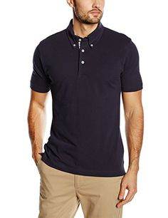 James & Nicholson Herren Poloshirt Poloshirt Men's Plain - http://uhr.haus
