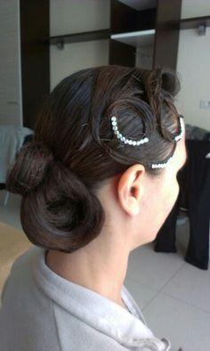 Ballroom Hair http://www.dancingfeeling.com/