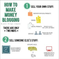 Great tips on how to start a blog, how to make money and how to increase your followers. | Jones Design Company