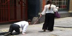 When a woman was seen walking a man around London on a dog leash last week, it sparked mass online speculation over what could be behind the bizarre sight. Well, now we know why it happened – and unfortunately it's not nearly as intriguing as when we were in the dark about it. Far from being a real-life Fifty Shades […]
