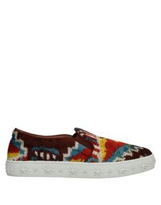 Velvet No appliqués Multicolor pattern Elasticized gores Round toeline Flat Leather lining Rubber cleated sole Contains non-textile parts of animal origin